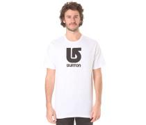 Logo Vertical Slim - T-Shirt für Herren - Weiß