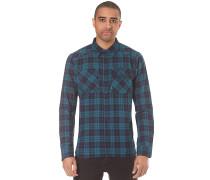 Wilcox - Hemd für Herren - Blau