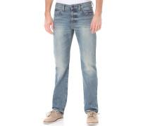 Attacc Straight Zalton - Jeans für Herren - Blau