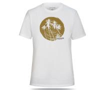 Dusty Palms - T-Shirt für Herren - Weiß