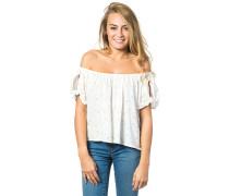 Marcilla Crop - T-Shirt für Damen - Weiß