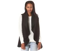 Poncho - Oberbekleidung für Damen - Schwarz