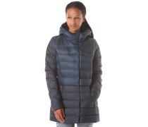 Snowleopard - Mantel für Damen - Blau