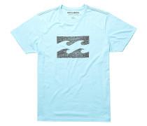 Ghosted - T-Shirt für Herren - Blau