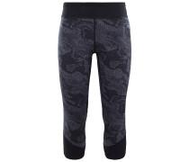 Pulse Capri - Leggings für Damen - Schwarz