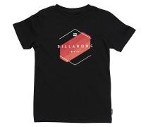 Obstacle - T-Shirt für Jungs - Schwarz