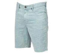 Outsider Washed - Shorts für Herren - Blau