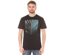 Dark Leaf - T-Shirt für Herren - Schwarz
