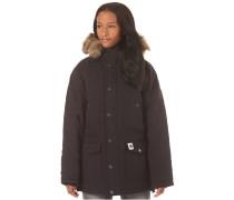 Trapper - Jacke für Damen - Schwarz