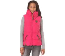 Hasenbergl Flavour - Outdoorweste für Damen - Pink