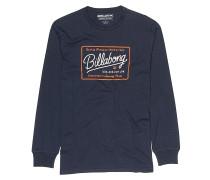 Baldwin - Langarmshirt für Herren - Blau