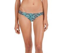 Wild Marks Modest - Bikini Hose für Damen - Blau