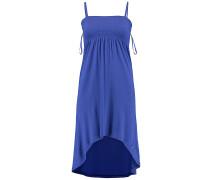 Jersey High/Low - Kleid für Damen - Blau