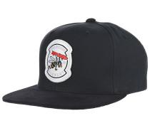 Kinda - Snapback Cap für Herren - Schwarz