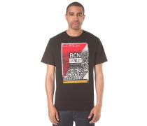 Pass To Barca - T-Shirt - Schwarz