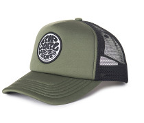 Wetty Curved - Trucker Cap - Grün