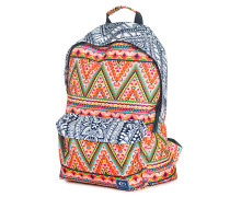 Mayan Sun Dome - Rucksack für Damen - Mehrfarbig