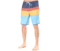 Ripped Stripe Hot Tub - Boardshorts für Herren - Blau