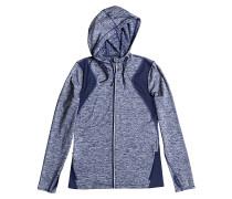 Baylee Fleece - Trainingsjacke für Damen - Blau