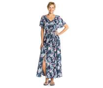 Tropic Tribe Maxi - Kleid - Blau