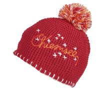 Oya - Mütze für Damen - Rot