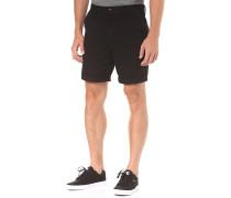 Worker Straight 20,5 - Chino Shorts für Herren - Schwarz
