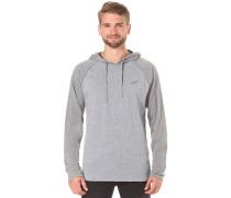 Quest L/S Knit - Hemd für Herren - Grau