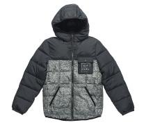 Color Block - Jacke für Jungs - Schwarz