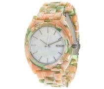 Time Teller Acetate - Uhr für Damen - Mehrfarbig