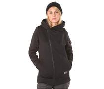 Franscesca Fleece - Schneebekleidung für Damen - Schwarz
