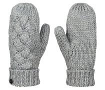Love&Snowmitten - Snowboard Handschuhe für Damen - Grau
