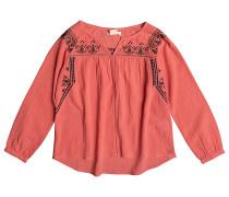 Taste Of Winter - Bluse für Mädchen - Rot