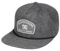 Denimo - Snapback Cap für Herren - Grau
