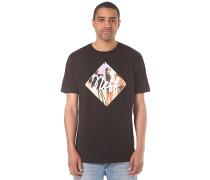 Diamond Summer Beaches - T-Shirt - Schwarz