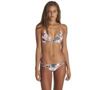 Coastal Luv Crossback - Bikini Oberteil - Rot