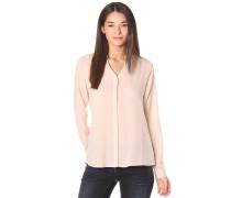 V - Bluse für Damen - Pink