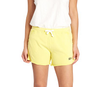 Essential - Shorts für Damen - Gelb
