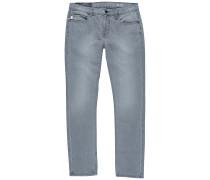 E01 - Jeans für Herren - Grau
