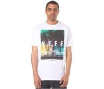 Quad City - T-Shirt für Herren - Weiß