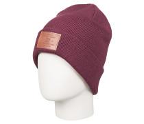 Label - Mütze für Damen - Rot