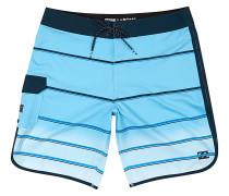 73X Stripe 19 - Boardshorts - Blau