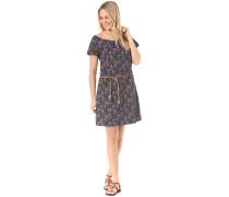 Claudia - Kleid für Damen - Blau