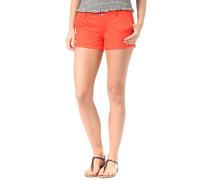 Heartless - Chino Shorts für Damen - Orange