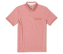 Obrego - Polohemd für Herren - Pink