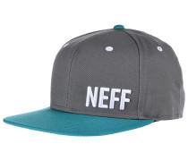 New Day - Snapback Cap für Herren - Grau