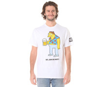 Join The Party - T-Shirt - Weiß
