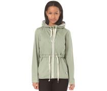Casual Cotton - Jacke für Damen - Grün