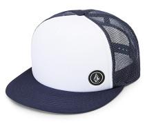 Single Stone Cheese - Snapback Cap für Herren - Blau
