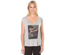 Barrelbreaker - T-Shirt für Damen - Grau