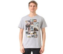 Day Dreaming - T-Shirt für Herren - Grau